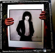 Michael Quatro Dancers Romancers Dreamers Schemers 1976 Prodigal PROG ROCK SS LP