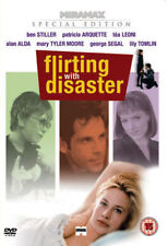 FLIRTING WITH DISASTER SPECIAL EDITION BEN STILLER PATRICIA ARQUETTE UK DVD NEW