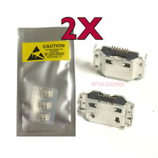 2 X New Micro USB Charging Port Charger For Samsung Nexus S 4G SPH-D720 USA