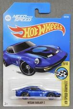 Hot Wheels Car 184/250 Nissan Fairlady Z - Need for Speed - International/C Case
