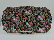 Vintage Royal Winton Chintz Chelsea Large Tray Platter 1952 Pink Roses