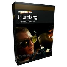 GIFT - Plumbing Plumber Tools Manual Training Course Book CD