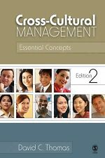 Cross-Cultural Management : Essential Concepts by David C. Thomas (2008,...