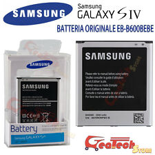 Batteria Originale Samsung 2600mAH 3.8V per Galaxy S4 i9505 EB-B600BE IN BLISTER
