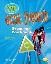GCSE French for AQA Grammar Workbook by Marian Jones Gill Maynard