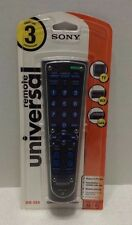 Sony Universal Remote Control RM-V8A TV VCR & CABLE Sealed NIP