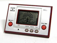 Nintendo Game & Watch Ball (Original) AC-01 Made in Japan 1980 As-is Condition