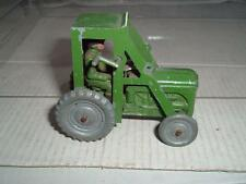BENBROS INDUSTRIAL OR  FARM TRACTOR WITH ITS DRIVER MISSING ITS ARMS & BUCKET !!