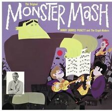 Original Monster Mash - Bobby & The Crypt-Kickers Pickett (2015, Vinyl NIEUW)