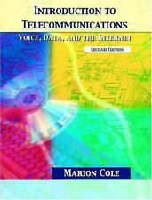 Introduction to Telecommunications: Voice, Data, and the Internet (2nd-ExLibrary