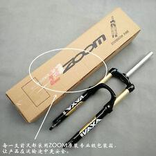 Zoom 26 inch  Mountain Bike Oil  Hydraulic  suspension Fork Travel  120mm