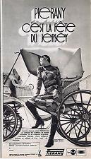 PUBLICITE ADVERTISING 064 1971 PIERANY c'est la fête du jersey