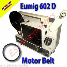 EUMIG Mark 602D 8mm Cine Projector Belt (Main Motor Belt)