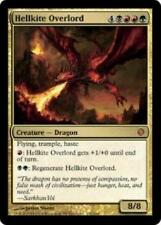 Hellkite Overlord - LP - Shards of Alara MTG Magic Cards Gold Mythic Rare