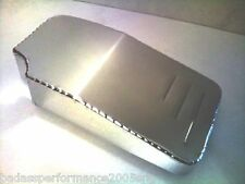 MITSUBUSHI EVO 4,5,6, FUSE/RELAY COVER. POLISHED ALY.. EVO ENGINE PART,POLISHED