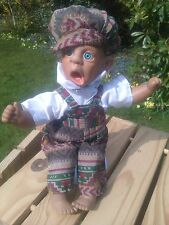 Spanish Expression character doll by Jumaco Medium size  SALE