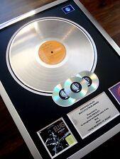 ELVIS PRESLEY FROM MEMPHIS TO VEGAS LP MULTI PLATINUM DISC RECORD AWARD ALBUM
