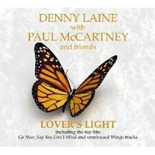 "DENNY LAINE/PAUL MCCARTNEY ""LOVER'S LIGHT""  CD NEU"