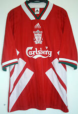 "EX! Liverpool FC 1993/1994/1995 XL Home Shirt  44"" - 46"" 93/94/95"