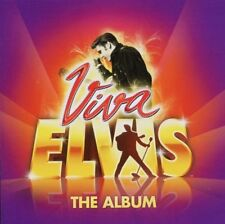 Viva Elvis The Album CD - NEW (suspicious minds, blue suede shoes, memories)