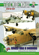 Auriga Publishing Static Model Manual 8: WWII Bombers-Building And Painting