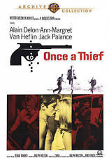 Once a Thief (DVD, 2015)