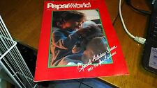 PEPSI WORLD SPECIAL HOLIDAY ISSUE 1987 THE YEAR IN PICTURES. MICHAEL JACKSON