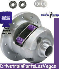 GM 12 Bolt Car 30 Spline Yukon Duragrip Posi Differential + Additive - Bearings