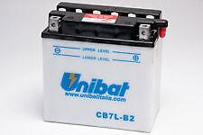 BATTERIA MOTO SCOOTER UNIBAT CB7L-B2 HONDA NX150