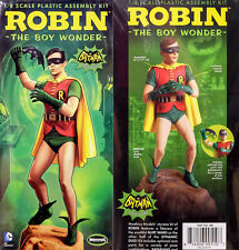 1966 Batman TV Serie Robin Figur The Boy Wonder 1:8 Model Bausatz Moebius 951