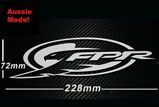 FPR Sticker V8 Supercars Ford Performance Racing Car Suit Falcon FPV GT XR8 XR6