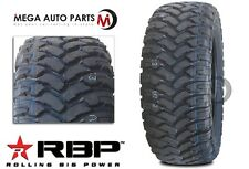1 X New RBP Repulsor M/T 32X11.50R15LT 113Q 6Ply All Terrain Mud Tires MT
