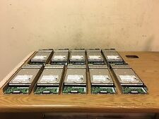 "Lot of 10 Hitachi Deskstar 7K500 HDS725050KLA360 500GB 3.5"" SATA II HDD w/ Tray"