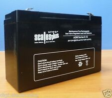 12V 9AH Rechargeable Valve Regulated Sealed Lead Acid Battery 20HR VRLA SLA
