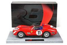 BBR Ferrari 250 TR60 Winner Le Mans 1960 Gendebien/Hill #11 1/18  LE of 600 New!