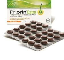 PRIORIN® EXTRA- NEW 30 Capsules Bayer Hair Growth Loss Treatment