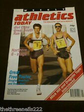 ATHLETICS TODAY - MICK HILL INTERVIEW - OCT 11 1990