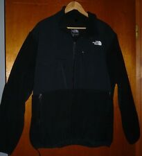 The North Face Black Full Zip POLARTEC Fleece / Nylon Jacket Men's Size XXL