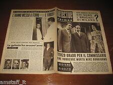 RIVISTA DETECTIVE CRIMEN=1959/29=MIKE BONGIORNO/BOFFITTO LASCIA O RADDOPPIA?