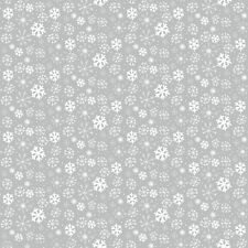 "1.8m/72"" oilcloth pvc wipe clean xmas snowy silver wipe-able   TABLE CLOTH CO"