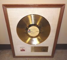 Vintage Authentic Jim Dandy Black Oak Arkansas Gold Record Album RIAA 1971