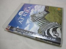 Airmail 7-14 Days to USA. USED PS3 AFRIKA Japanese Version. SONY