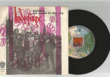 """Lindisfarne TONIGHT / NO NEED TO TELL ME 7""""/45 vinyl single from Portugal"""