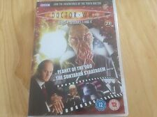 DR WHO DVD FILES STORY - DISC 23 SERIES 4 EP 3 & 4 - 10TH DR TENNANT OOD