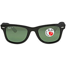 Ray Ban Wayfarer Polarized Sunglasses 2140-901-58