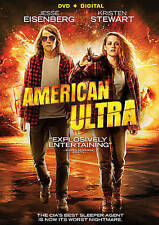 American Ultra (DVD, 2015) Disc Only, No Case