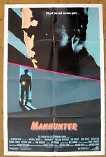"""Tooth Fairy Killings started it ALL for Hannibal Lecter """"MANHUNTER"""" - poster"""