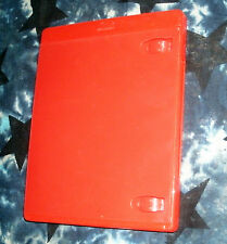 NEW Replacement PS3 Red Greatest Hits Game Case Empty Playstation 3 Blu-Ray Logo