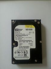 "160 GB SATA Western Digital WD1600JD-75HBB0 3,5"" #W160-0319"