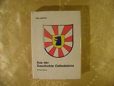 Otto Jarchov Aus der Geschichte Ostholsteins Ein Heimatbuch signiert